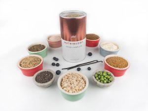 Nutribuddy Shake Complete Natural Organic Ingredients