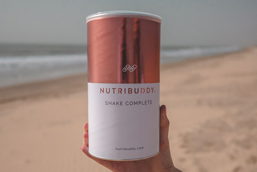 Shake Complete vegan meal replacement shake by Nutribuddy