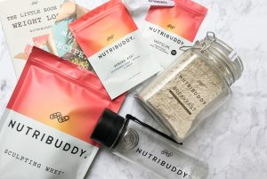 Nutribuddy Summer Body Kit