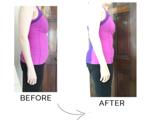 Joanne's Nutribuddy Before & After Pictures
