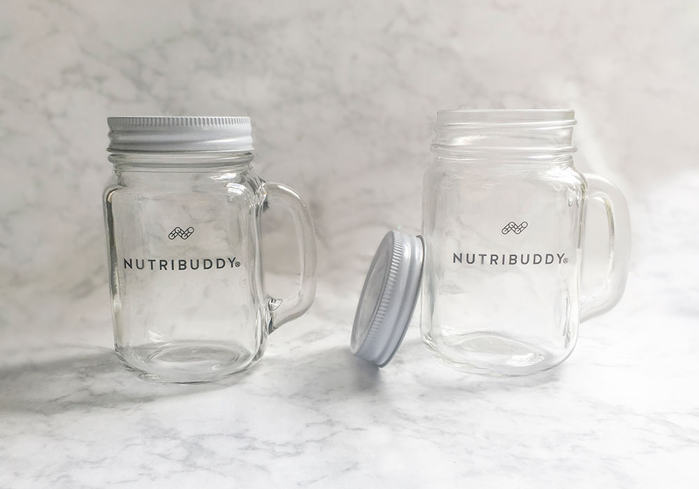 Nutribuddy HotSlim Mug