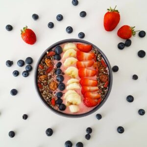 Smoothie Bowl Recipes with NutriBuddy Breakfast Shake