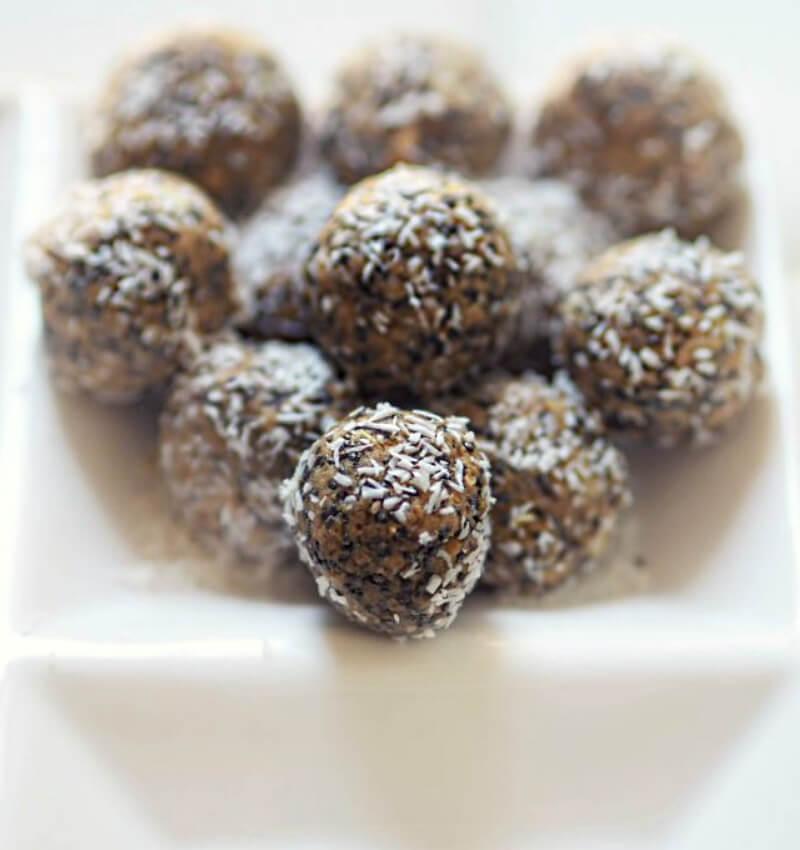 Vegan Protein Balls & Vegan Protein Pancakes Recipe