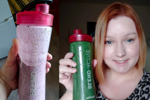 Healthy Breakfast Smoothie Recipes Banner