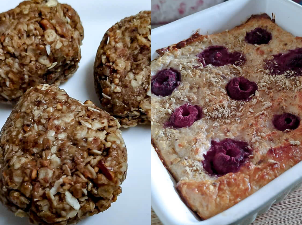Nutribuddy Healthy Bakes Recipes