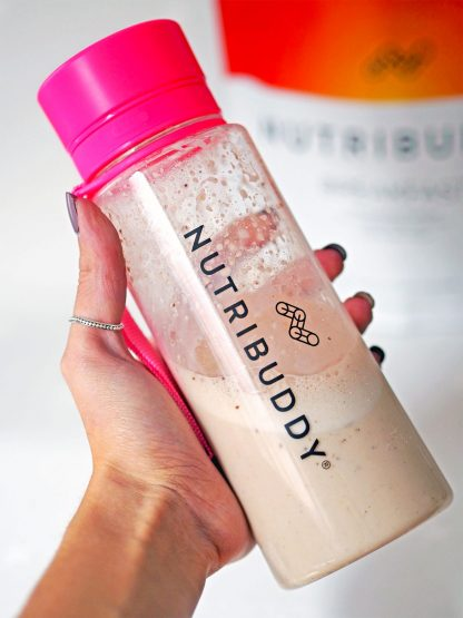 nutribuddy breakfast shake for weight loss