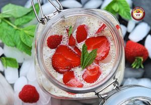 nutribuddy strawberry shake recipe