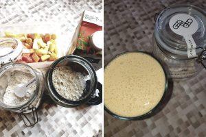 Mango Breakfast Mojito Smoothie