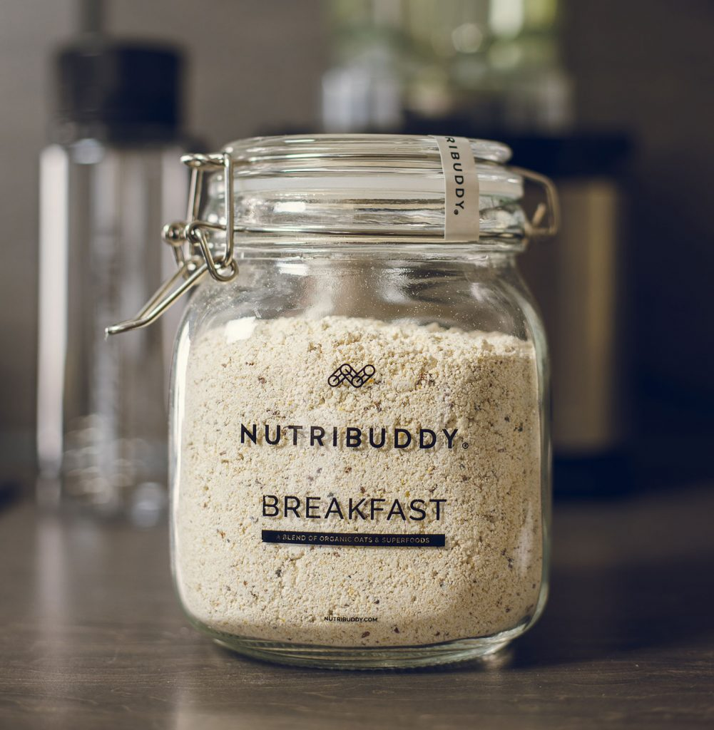 Nutribuddy Breakfast shake by Romylondonuk