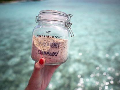 Reusable Glass Jar