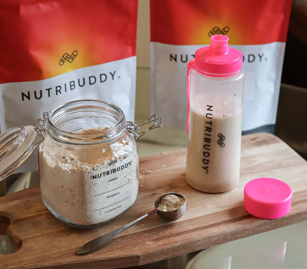 Nutribuddy products by StylebyDeb